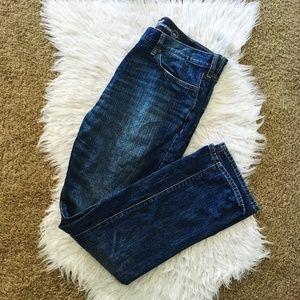 Old Navy Slim Fit Men's Blue Denim Jeans